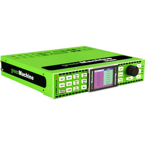 Lynx Technik AG 4K UHD Up/Down/Cross Converter + Frame Synchronizer