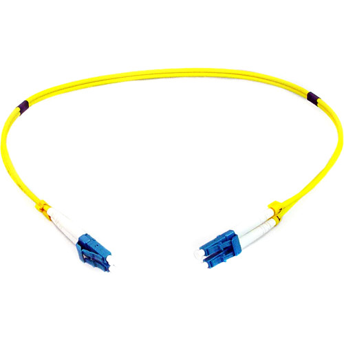 Lynx Technik AG LC to LC Duplex Fiber Patch Cable