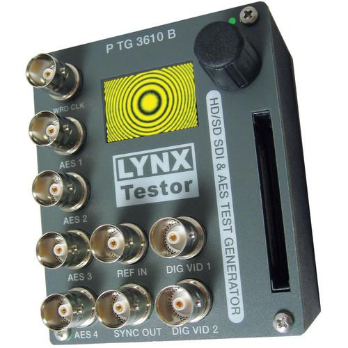 Lynx Technik AG TESTOR-PKG1 Testor System
