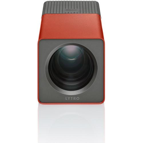 Lytro Lytro 16GB Light Field Digital Camera (Red Hot)
