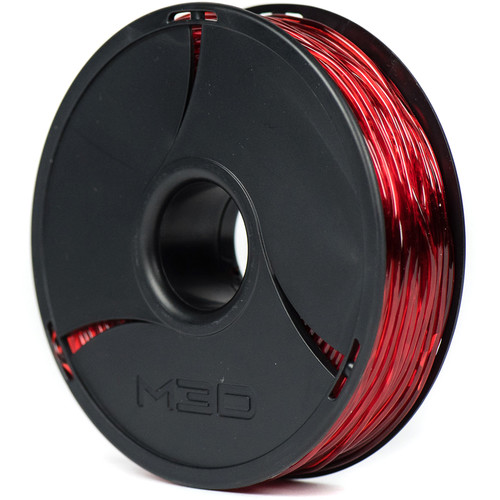 M3D Tough 3D Ink Filament (Flexible Ruby)