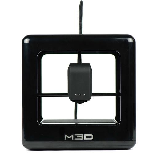 M3D Micro+ 3D Printer (Black)
