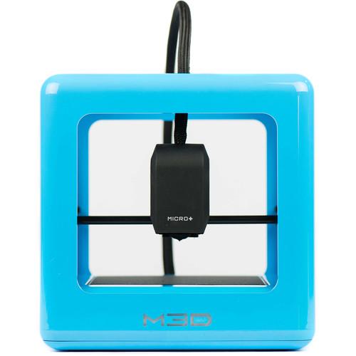 M3D Micro+ 3D Printer (Blue)