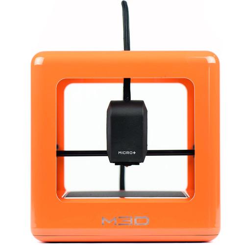 M3D Micro+ 3D Printer (Orange)