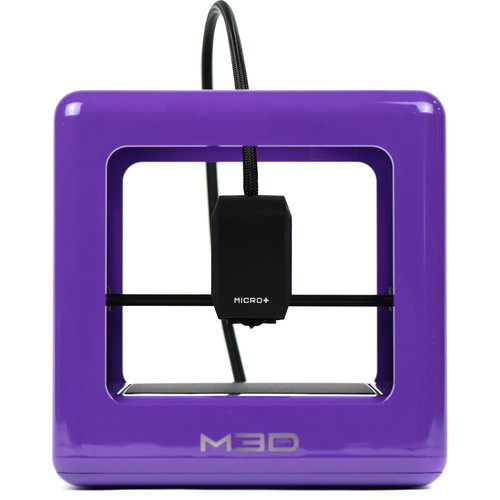 M3D Micro+ 3D Printer (Purple)