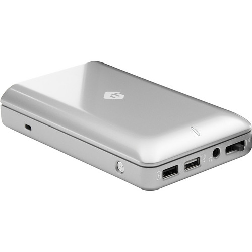 "mLogic 500GB mDock Hub and Backup Drive for 15"" Mac Book Pro"