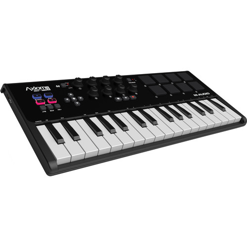 M-Audio Axiom AIR Mini 32 USB MIDI Keyboard