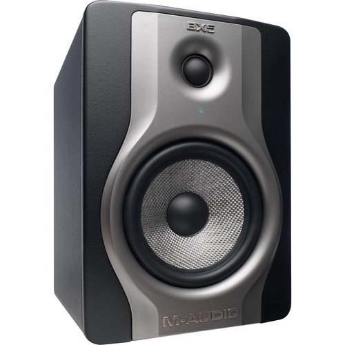 "M-Audio BX5 Carbon Monitor - Two-Way Studio Monitor with 5"" Woofer"