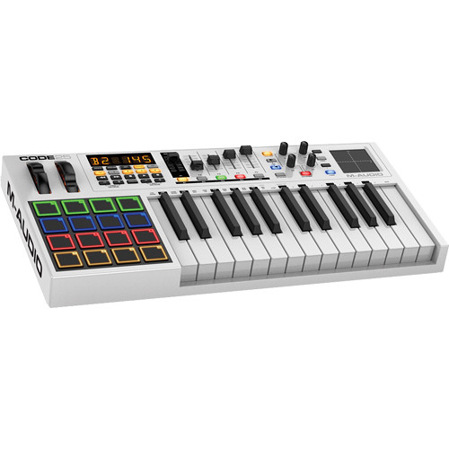 M-Audio Code 25 - 25-Key USB/MIDI Keyboard Controller with X/Y Touch Pad