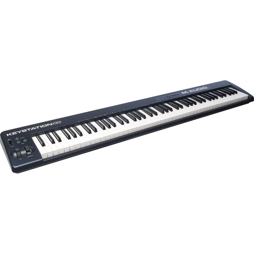 M-Audio Keystation 88 II - MIDI Controller