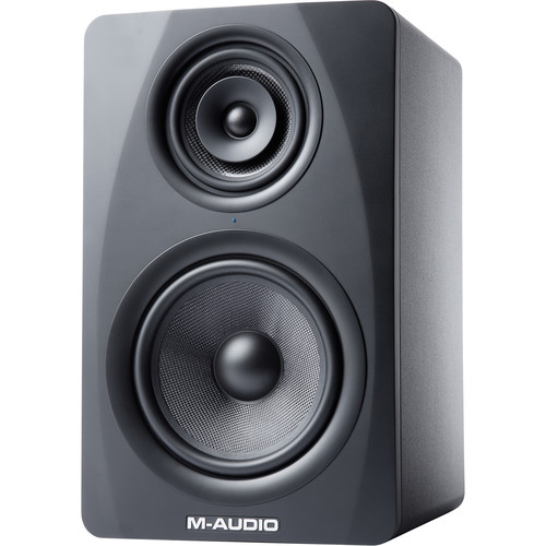 M-Audio M3-8 3-Way Active Studio Monitor (Single)