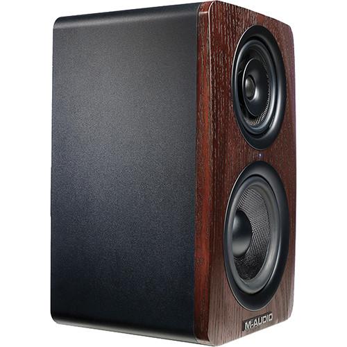 m audio m3 6 three way active studio monitor single m3 6 b h. Black Bedroom Furniture Sets. Home Design Ideas
