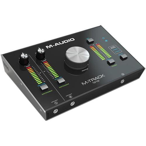 M-Audio M-Track 1212 - 32-Bit/192 kHz Audio Interface