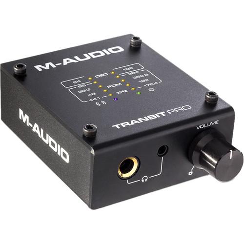 M-Audio Transit Pro Audiophile USB DAC and Amplifier