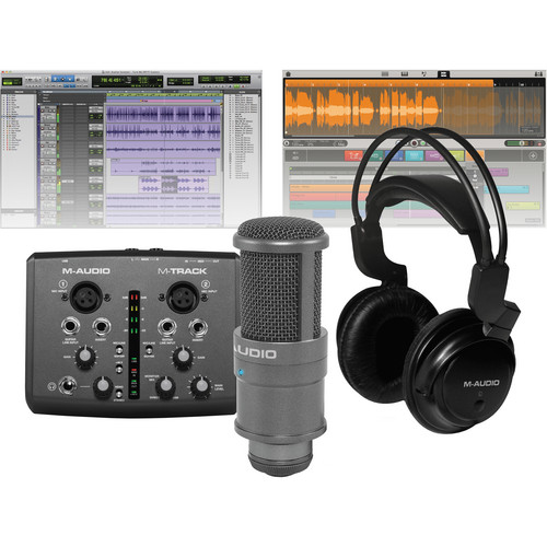 m audio vocal studio pro complete vocal studio vocalstudiopro. Black Bedroom Furniture Sets. Home Design Ideas