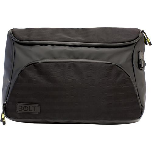M-Edge Bolt Arsenal Sling Bag with Battery (Black)