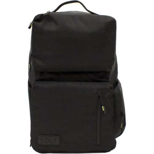 M-Edge Bolt Backpack with Battery (Black)