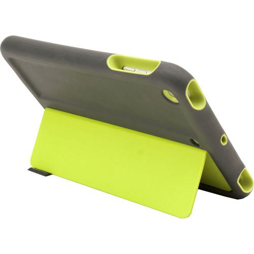 M-Edge Supershell for iPad Mini 2/3 (Slate/Lime)