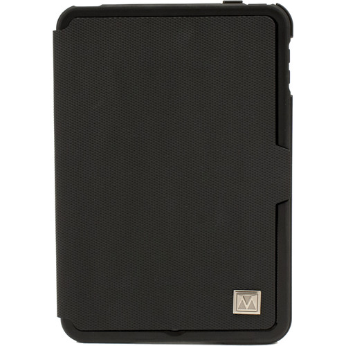 M-Edge Flip Case for iPad mini 4 (Black)