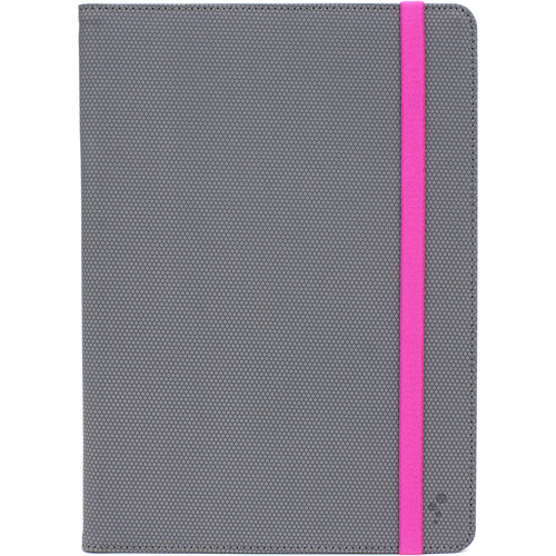 "M-Edge Folio Plus for 9""/10"" Tablets (Grey/Pink)"