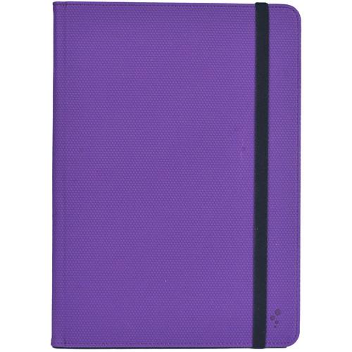 "M-Edge Folio Plus for 9""/10"" Tablets (Purple/Black)"