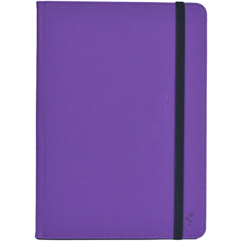 "M-Edge Folio Plus for 9""/10"" Tablets (Purple/Black)"