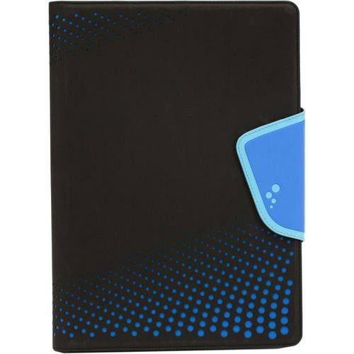 "M-Edge Sneak Folio for 9""/10"" Tablets (Black/Blue)"