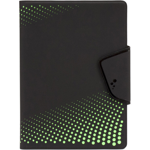 "M-Edge Sneak Folio for 9""/10"" Tablets (Black/Lime)"