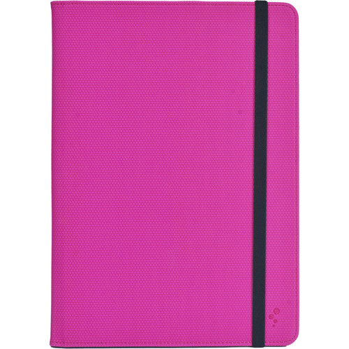 "M-Edge Folio Plus for 7""/8"" Tablets (Pink/Black)"