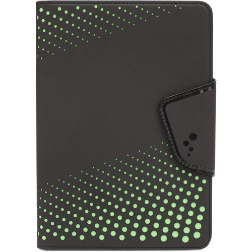 "M-Edge Sneak Folio for 7""/8"" Tablets (Black/Lime)"