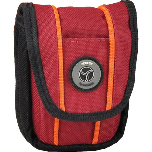 M-Rock 1010 Biscayne Ultra Compact Camera Bag (Burgundy)