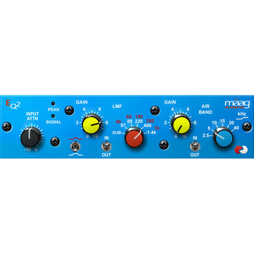 Maag Audio EQ2 - Equalizer Plug-In (Download)
