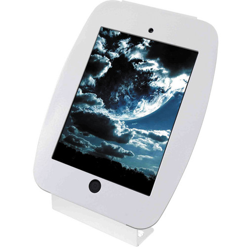 Maclocks iPad Mini Space Enclosure Kiosk (White)