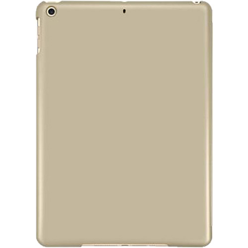 """Macally Protective Case & Stand for 9.7"""" iPad 2017 (Gold)"""