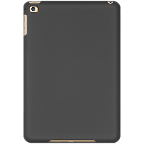 Macally Slim Foldable Protective Case and Stand for iPad mini 4 (Gray)