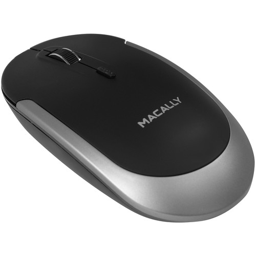 Macally Wireless Bluetooth Optical Mouse