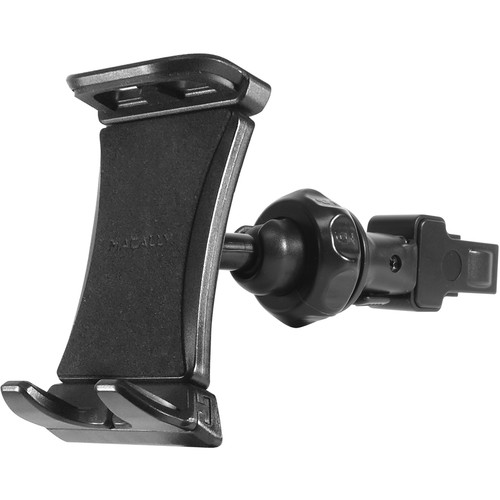 Macally Pole/Post Holder Mount for Tablets & Smartphones