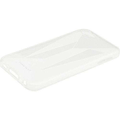 Macally Flexible Protective Case for iPod Touch 5G (Translucent)