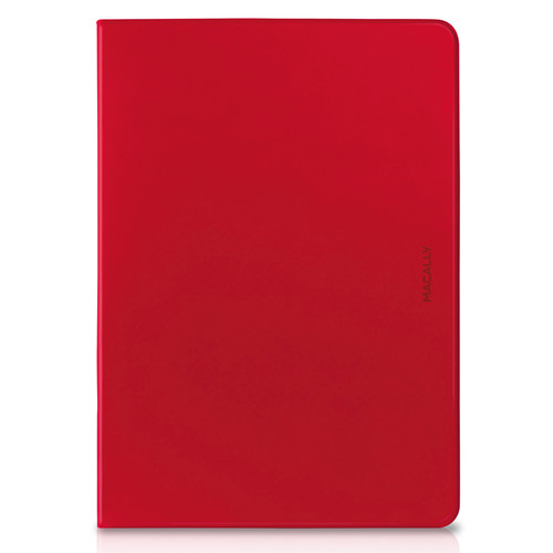 Macally Slim Folio Case & Stand for iPad Air 2 (Red)