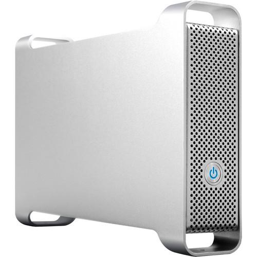 "Macally 3.5"" G-S350SU3B2 eSATA USB 3.0 FireWire 400/800 Storage Enclosure"