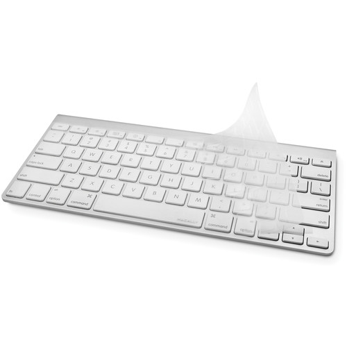 Macally Protective Cover for Select Apple Keyboards (Clear)