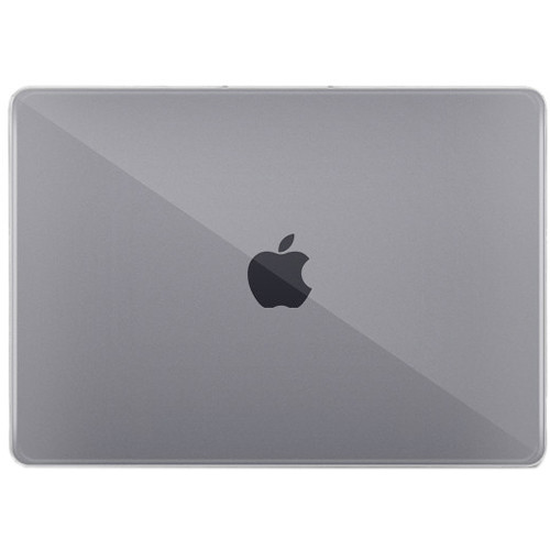 "Macally Clear Hardshell Protective Case for 12"" MacBook 2015 Edition"