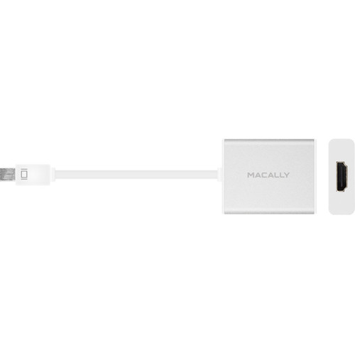 Macally MD-HDMI-4K Mini-DisplayPort/Thunderbolt to HDMI Adapter