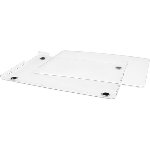 "Macally Clear Protective Case for 13"" Macbook Pro with Retina Display"
