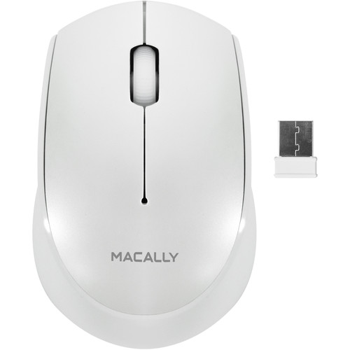 Macally Wireless Optical RF Mouse