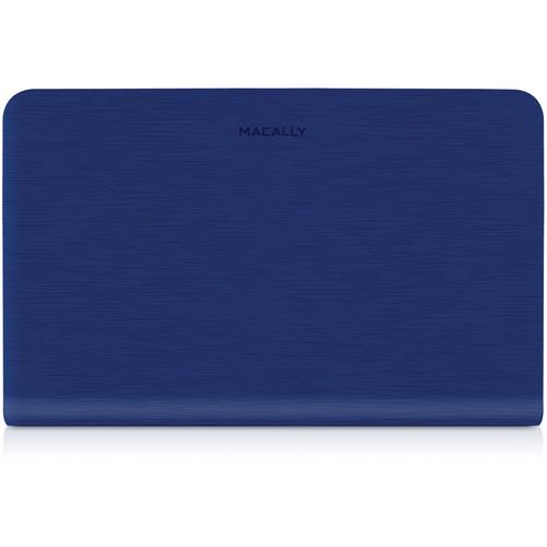 "Macally Slim Folio Case for 11"" Macbook Air (Navy Blue)"