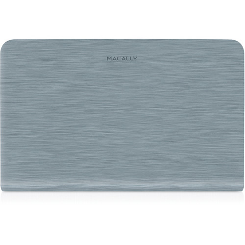 "Macally Slim Folio Case for 11"" Macbook Air (Steel Gray)"