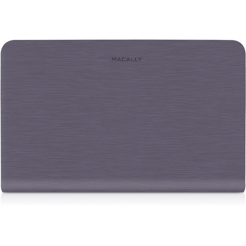 "Macally Slim Folio Case for 11"" Macbook Air (Purple)"