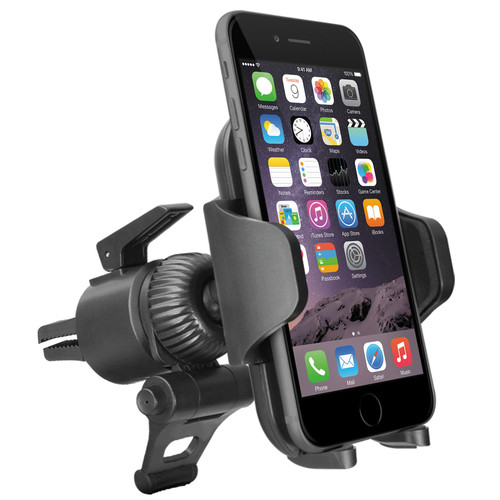 Macally Venti Adjustable Car Vent Mount for Smartphones and GPS