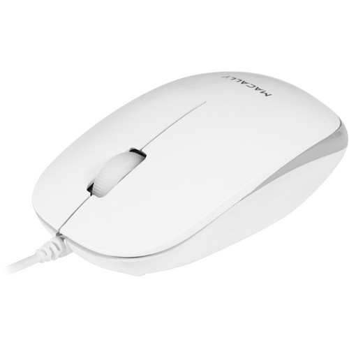 Macally 3-Button USB Optical Mouse